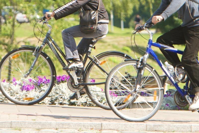 Automobilis Kėdainių rajone mirtinai sužalojo dviratininką