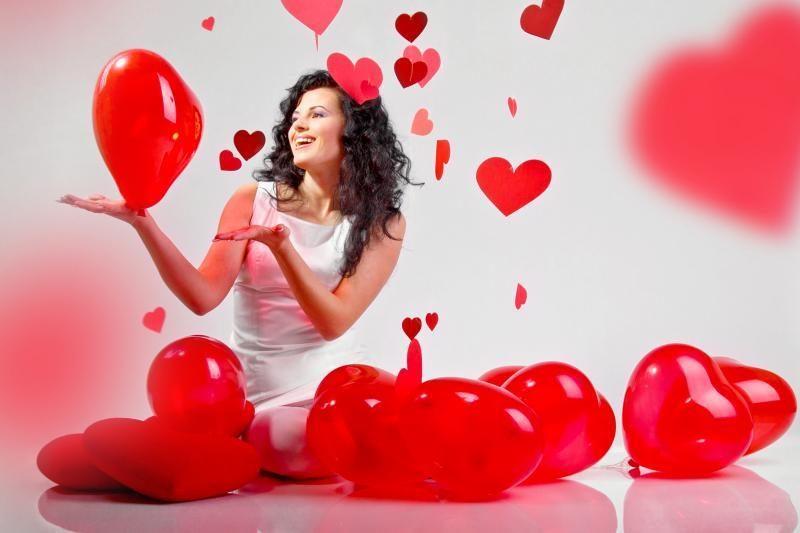 Daugelis lietuvių meilės dieną leidžia namuose