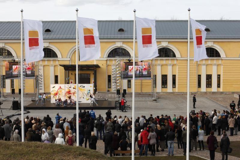 """Latvija iš naujojo M. Rothko muziejaus tikisi """"Bilbao efekto"""""""