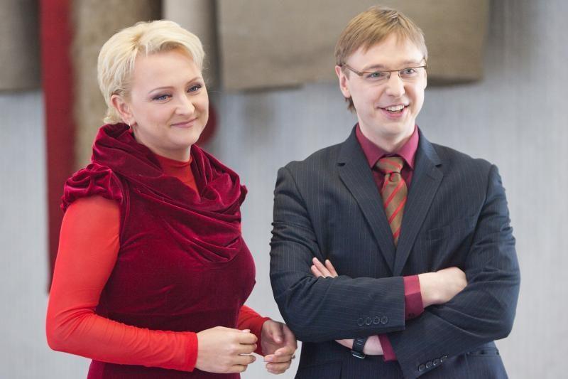 Ingos Norkutės mama netikėjo, kad jos dukrą ves jaunesnis draugas