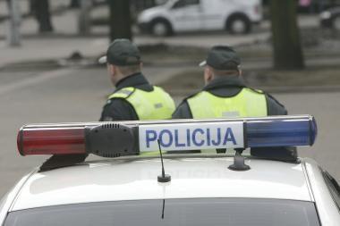 Pėsčiųjų perėjoje sostinės kriminalistas partrenkė pėstįjį