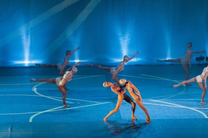 """Baltijos baleto grupės spektaklį išvys ir """"Depeche Mode"""""""