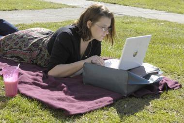 Britanijoje 9,2 milijonai žmonių niekada nėra naudojęsi internetu