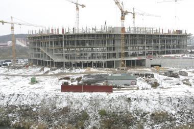 Sutartis dėl Kauno arenos valdymo nepasirašyta