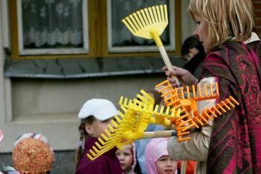 Specialus informacinis portalas Lietuvos ikimokyklinukų ugdytojams