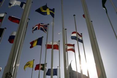 Daugėja remiančiųjų Lietuvos narystę ES