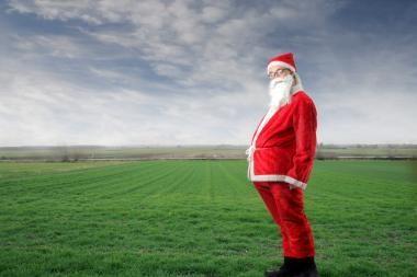 Kalėdų Seneliai šiemet itin populiarūs
