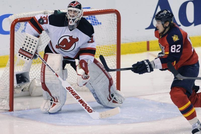 D.Zubraus klubas iškopė į NHL konferencijos pusfinalį