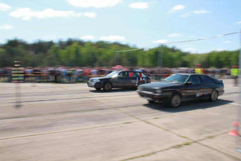 Lietuvos automobilių DRAG čempionato etape bus siekiama naujo rekordo