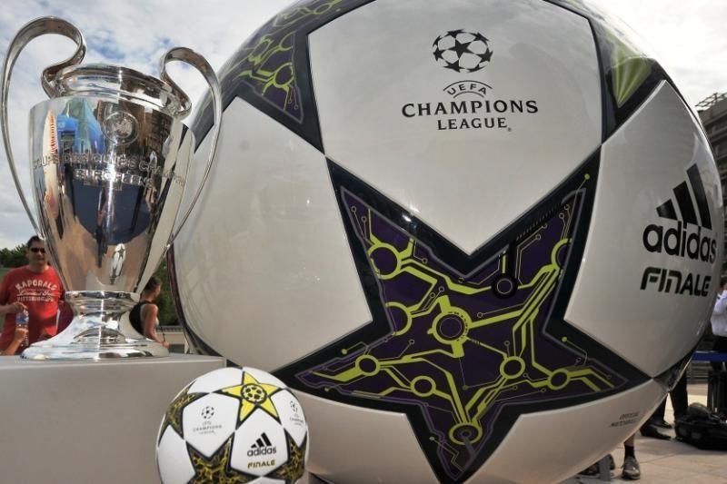 Čempionų lygoje santykius aiškinsis Europos futbolo milžinai