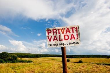 Vilniaus rajone - reketas dėl sovietinių laikų fermos