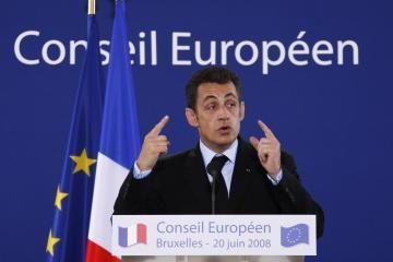 Prancūzijos prezidentas Izraelyje taisys santykius