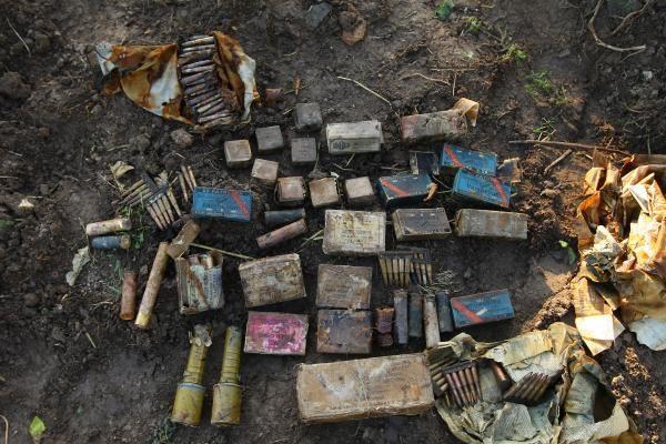 Ignalinos rajone rasti trys paketai su sprogstamąja medžiaga
