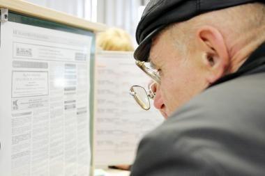 Nedarbo lygis Kaune - 4,2 procento