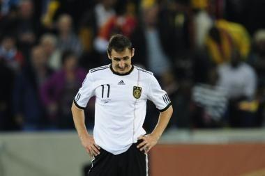 M.Klose gali nežaisti rungtynėse dėl trečiosios vietos