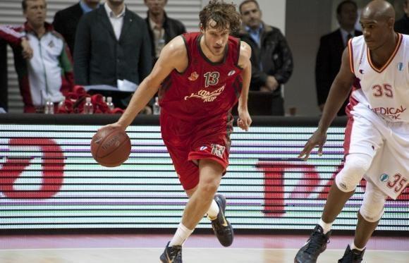 Sezono rungtynes sužaidęs S.Jasaitis vedė klubą į EuroCup pusfinalį