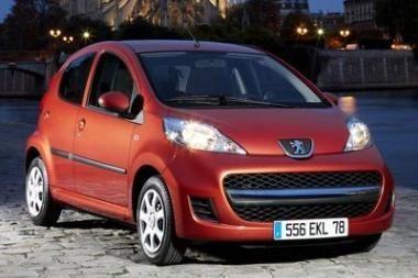 """Stilingasis """"Peugeot 107"""