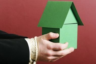 Socialiai remtini vilniečiai prašosi iškraustomi iš naujų butų
