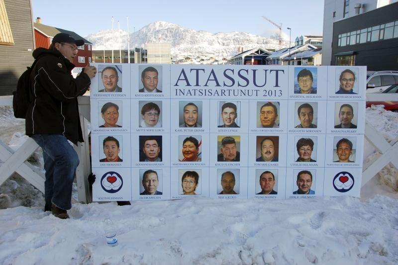 Grenlandija turės pirmąją premjerę. Suformuota koalicinė vyriausybė