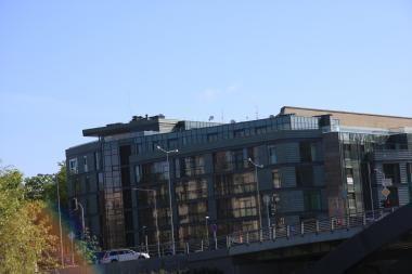 Karaliaus Mindaugo apartamentų statytojams - teismo malonė