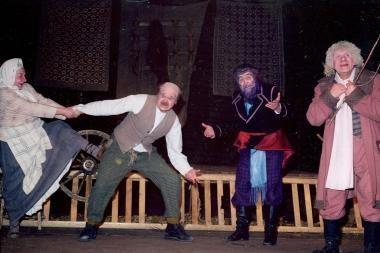 Dramos teatras rengiasi Didžiosios scenos uždarymui