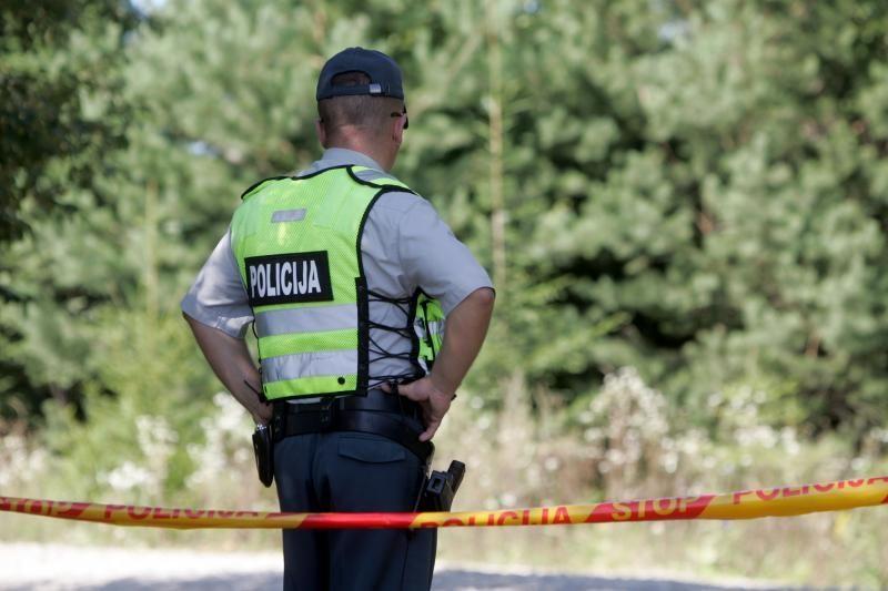 Molėtų rajone rastas negyvas vyras