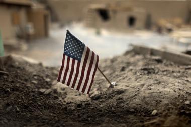 Pentagonas: pažanga Afganistano kare