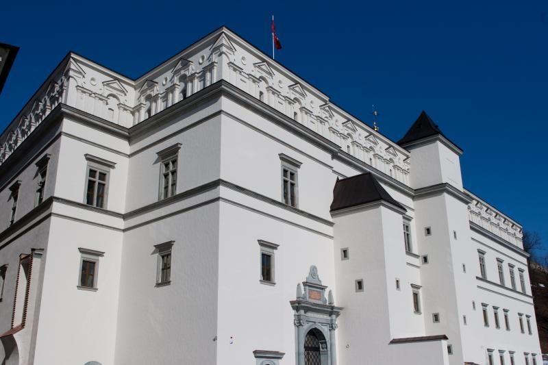 Premjeras žada, kad bus ieškoma lėšų daliai Valdovų rūmų baigti