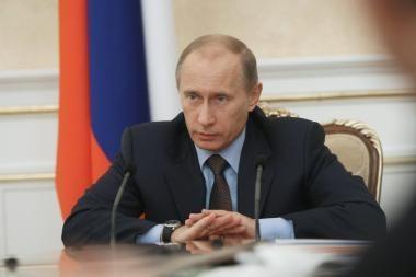 Ukraina norėtų išgirsti V.Putino paaiškinimus