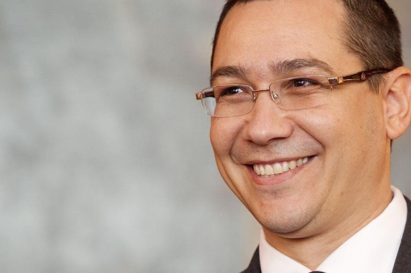 V.Ponta: Rumunija liks stabili nepaisant apkaltos krizės