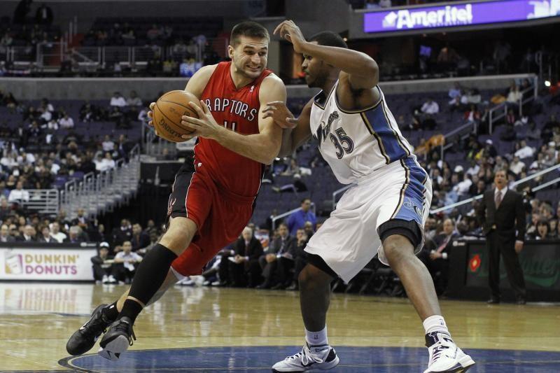L.Kleiza įsiliejo į prasidedančio NBA sezono sūkurį