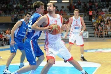 Dvidešimtmečiai krepšininkai Europoje – devinti