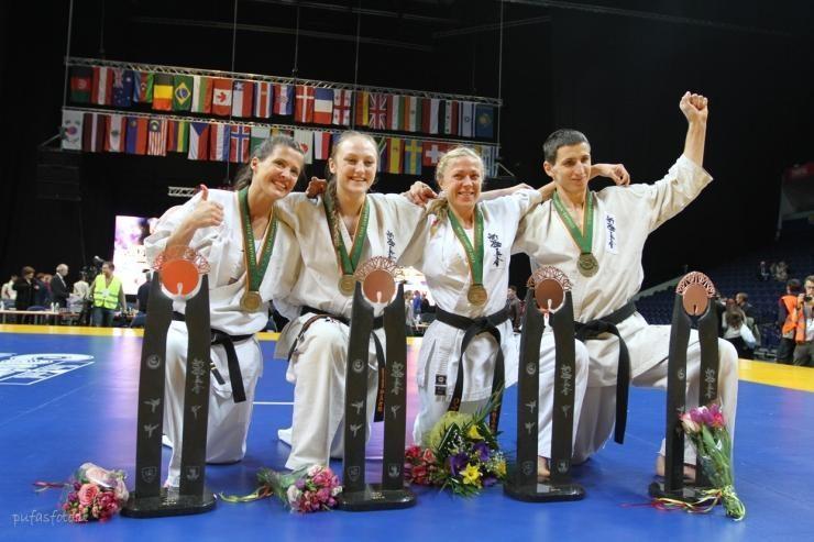Pasaulio čempionato pirmoji diena: lietuviams - 4 bronzos medaliai