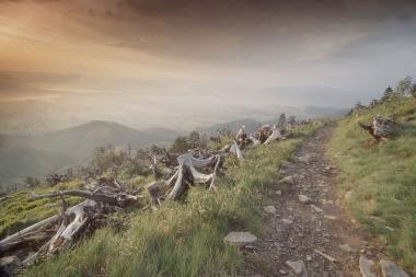 Lenkijos kalnai ir literatūra – ranka pasiekiami