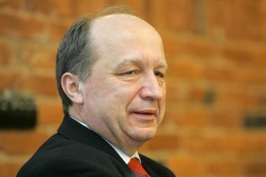A.Kubilius teigia, kad jo ir A.Merkel požiūris elektros ir dujų klausimais sutapo