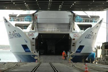 Vilnietis jūrų uoste pateikė suklastotą vairuotojo pažymėjimą