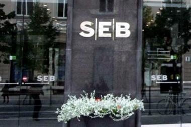 EIF ir SEB bankas verslo paskoloms finansuoti skiria 150 mln. eurų