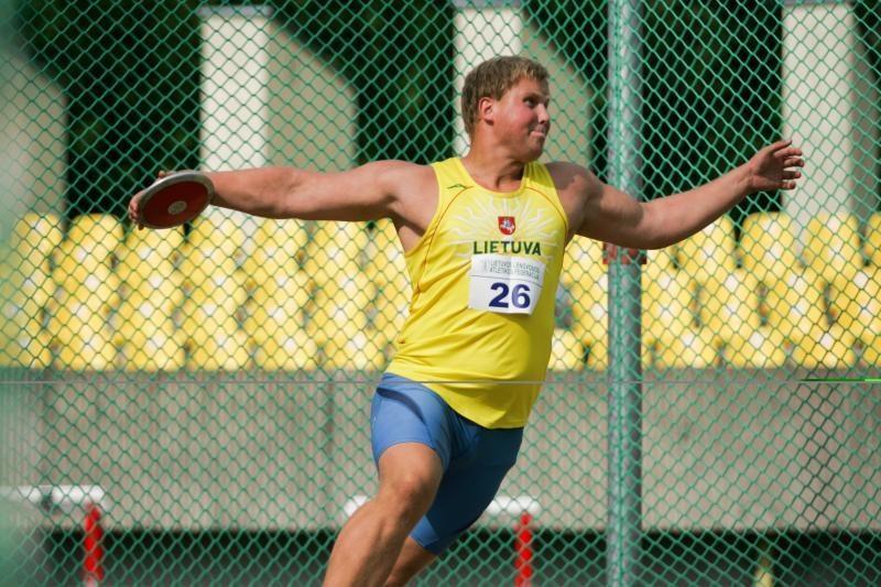 A.Gudžius Europos čempionate liko priešpaskutinis