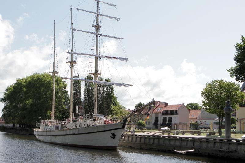 Klaipėdos centre apvogė užmigusį žveją