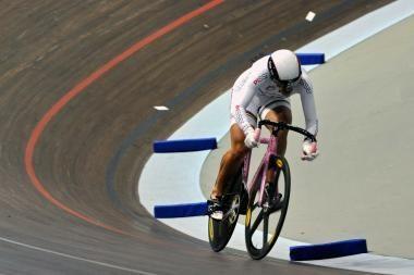 Dviratininkė S.Krupeckaitė jaučiasi pakilusi prie karjeros Olimpo