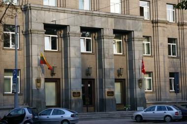 """Lietuvos URM pasmerkė """"chuliganišką veiksmą"""