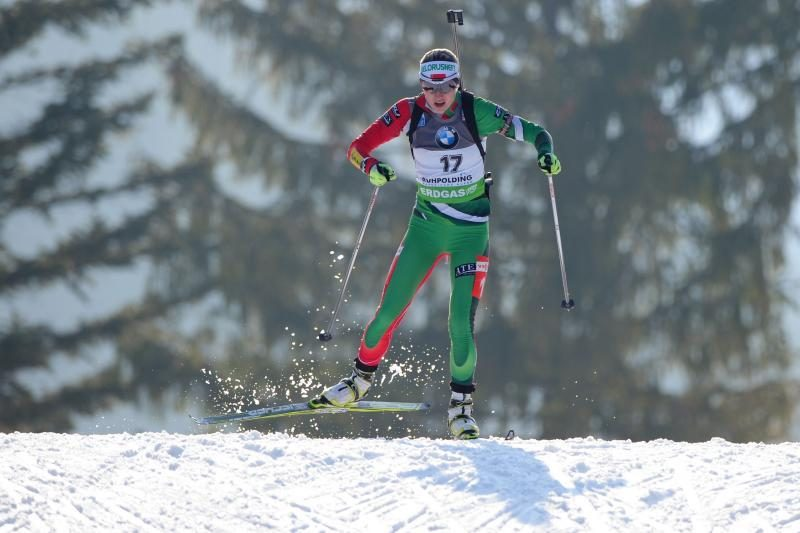 D.Rasimovičiūtė pasaulio biatlono čempionate  užėmė 45-ąją vietą