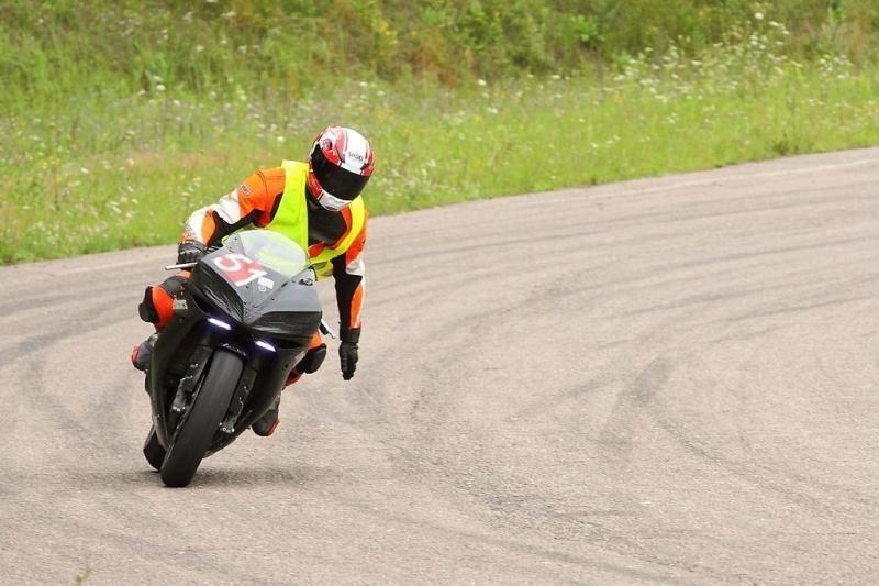 Motociklininkai vairavimo įgūdžius galės pasitikrinti trasoje