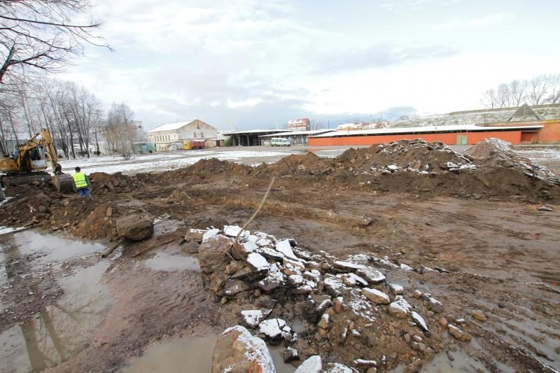 Klaipėdos piliavietėje prasidės atkūrimo darbai