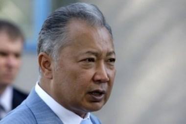 Kirgizijos eksprezidentas K.Bakijevas išskrido iš Kazachstano ir dingo