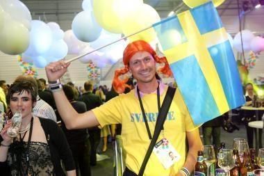 Švedija veikiausiai pasmerks Lietuvą dėl žlugdomų gėjų eitynių