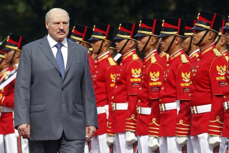 A. Lukašenka norėtų pastatyti dar vieną atominę elektrinę