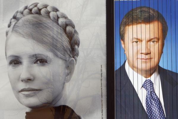 J.Tymošenko nesiteis su V.Janukovyčiumi