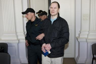 Medininkų žudynių vietoje K.Michailovo advokatas aptiko gilzę