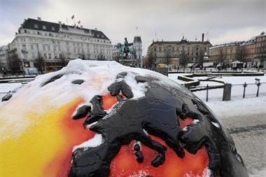 JT klimato derybose mažais žingsneliais artėjama prie sutarties